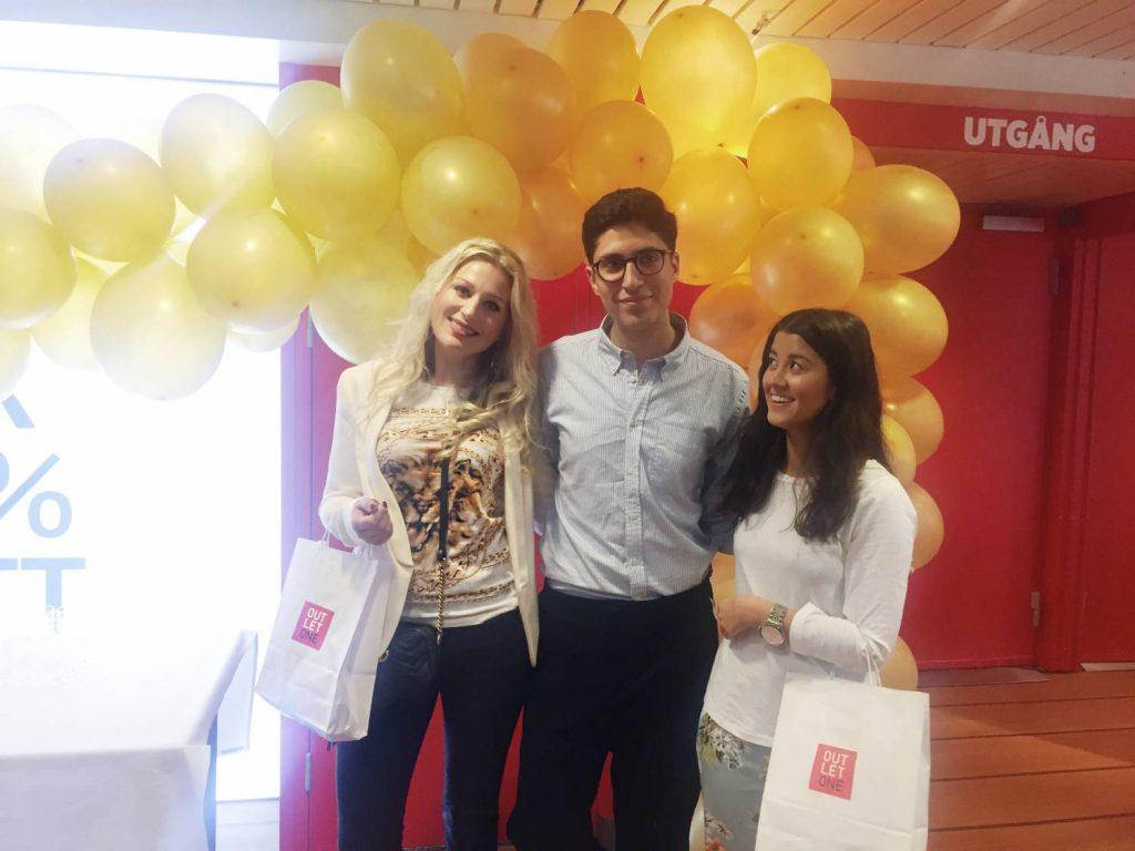 Stena Line öppnar modeoutlet med märkeskläder
