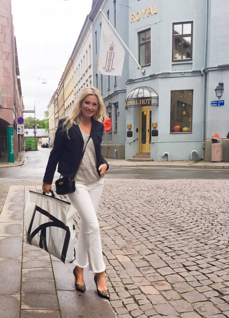 Dagens outfit, Göteborg, Modeblogg, NK Shopping, Rea Fynd
