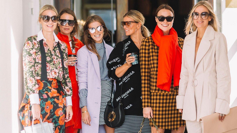 Street Style Stockholm Fashion Week