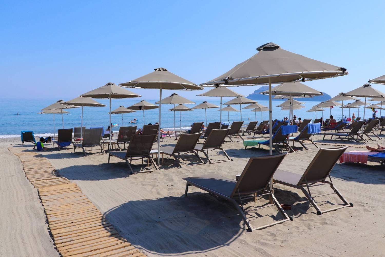 Semester, reseguide, Kreta, Grekland, Platanias, Mino Palace Resort