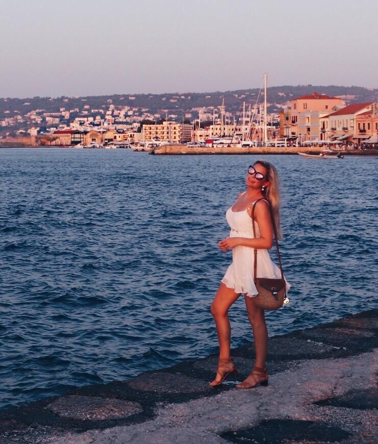 Dagens outfit, Chania, Kreta, Grekland, Göteborg, Modeblogg.