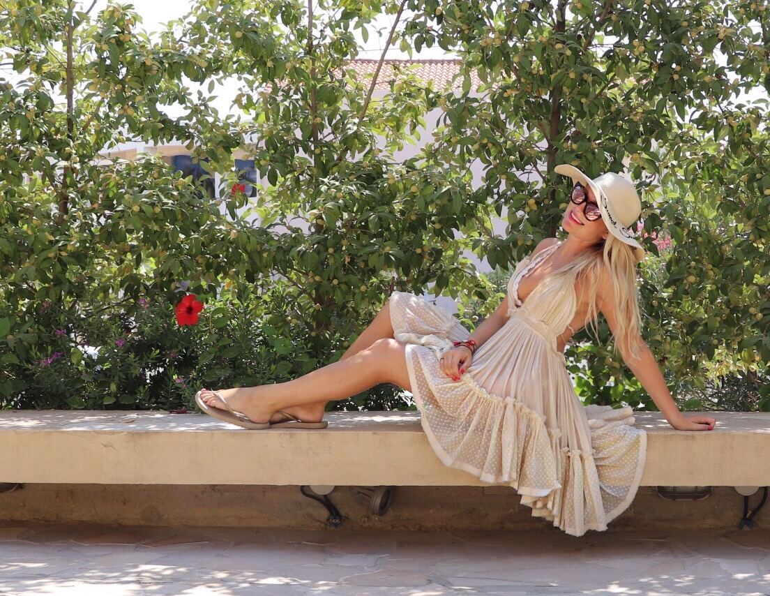 Grekland, Platanias, Reseguide. Dagens Outfit.
