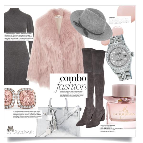 rosa fuskpäls Modeblogg Göteborg, stylist, stiltips.