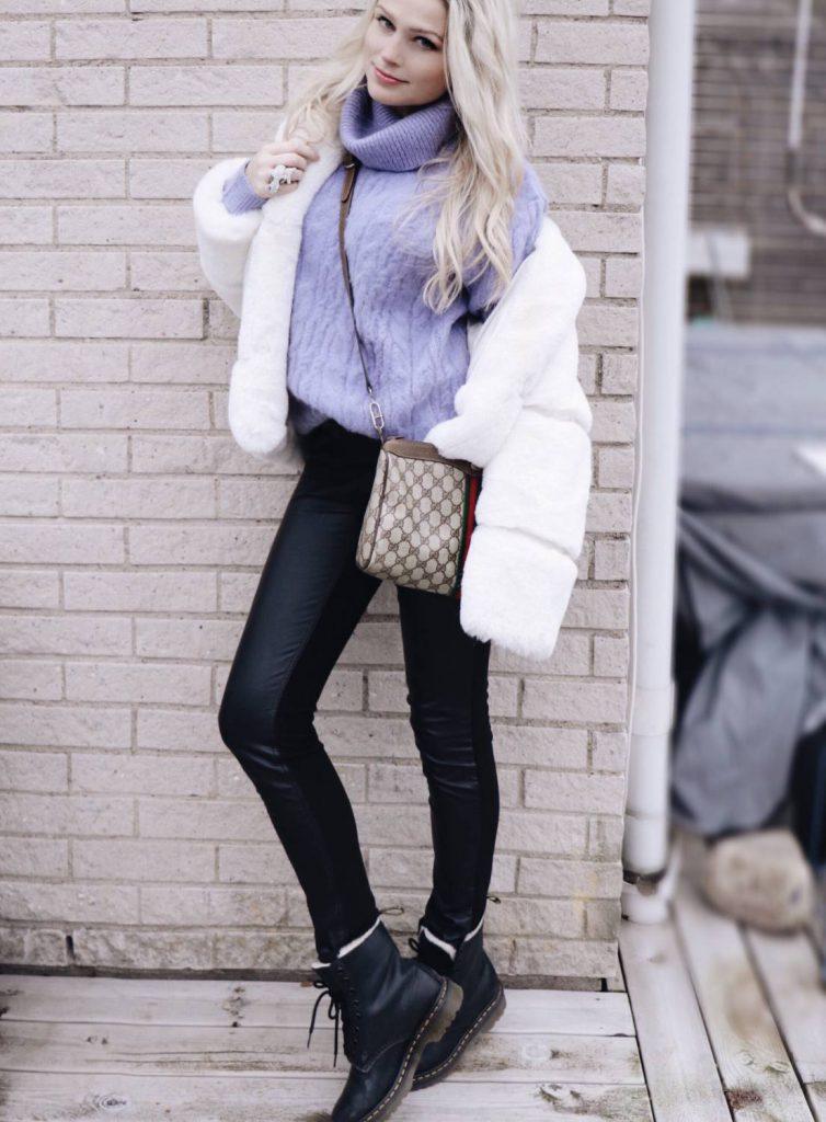 Modeblogg, Göteborg, Lavendel, Lila, Vårmode, vårtrend, vårens färg