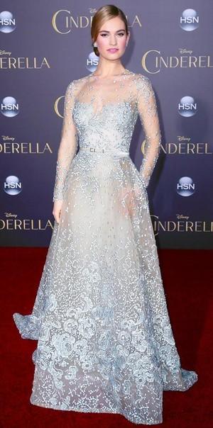 Diane Kruger i en pastellfärgad dröm från Alexander MqQueen. 41390da90f07b