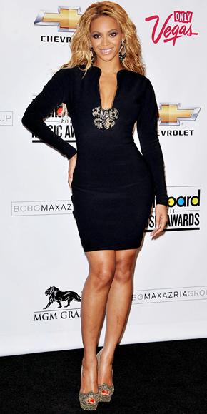 Beyonce in Lanvin
