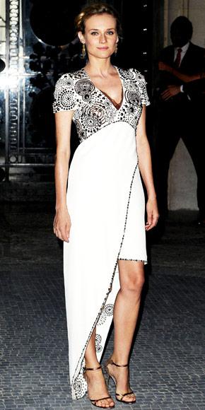 Diane Kruger in Chanel