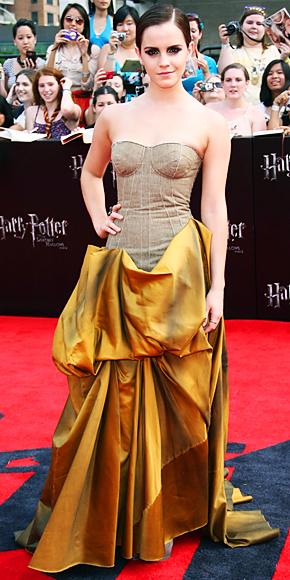 Emma Watson in Bottega Veneta