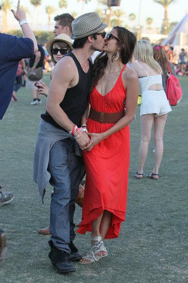 Ian Somerhalder dating någon