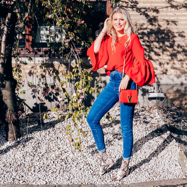 Dagens outfit Göteborg Modeblogg