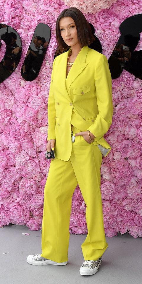 Bella Hadid Stil Inspo 2018