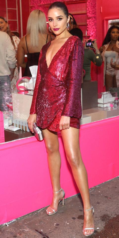 Kändissinpo Olivia Culpo outfits