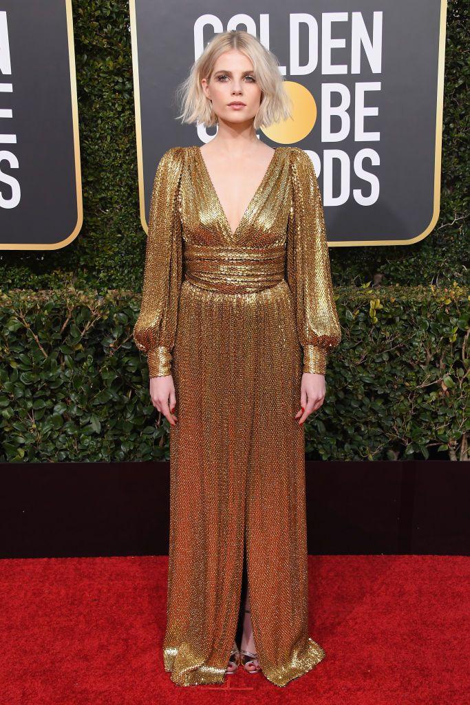 Bäst klädda Golden Globes 2019