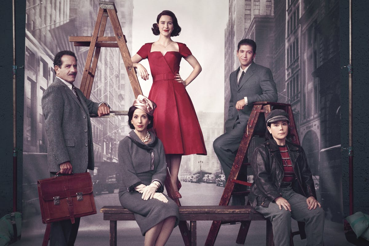 tv-serietips TV-serietips stil mode Manhattan New York
