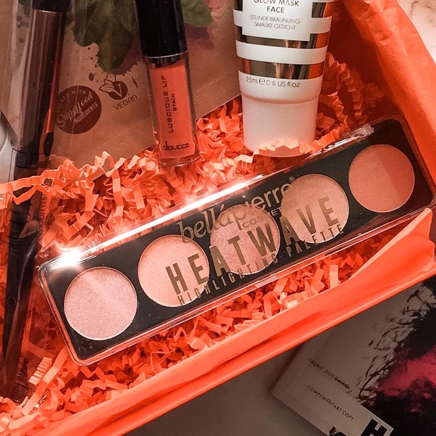 Månadens skönhetsfavoriter Look Fantastic prenumera box