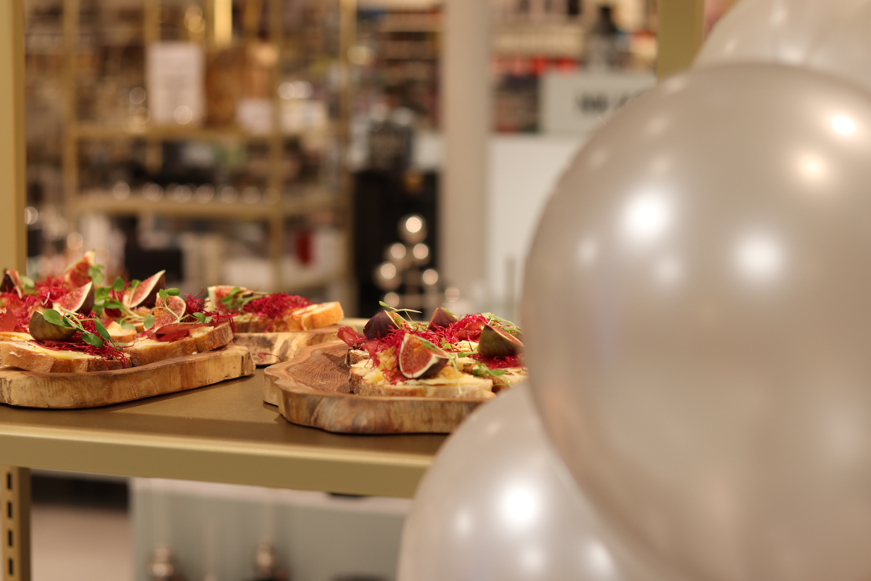 Boho Bar catering NK Nordiska Kompaniet Frukost Event