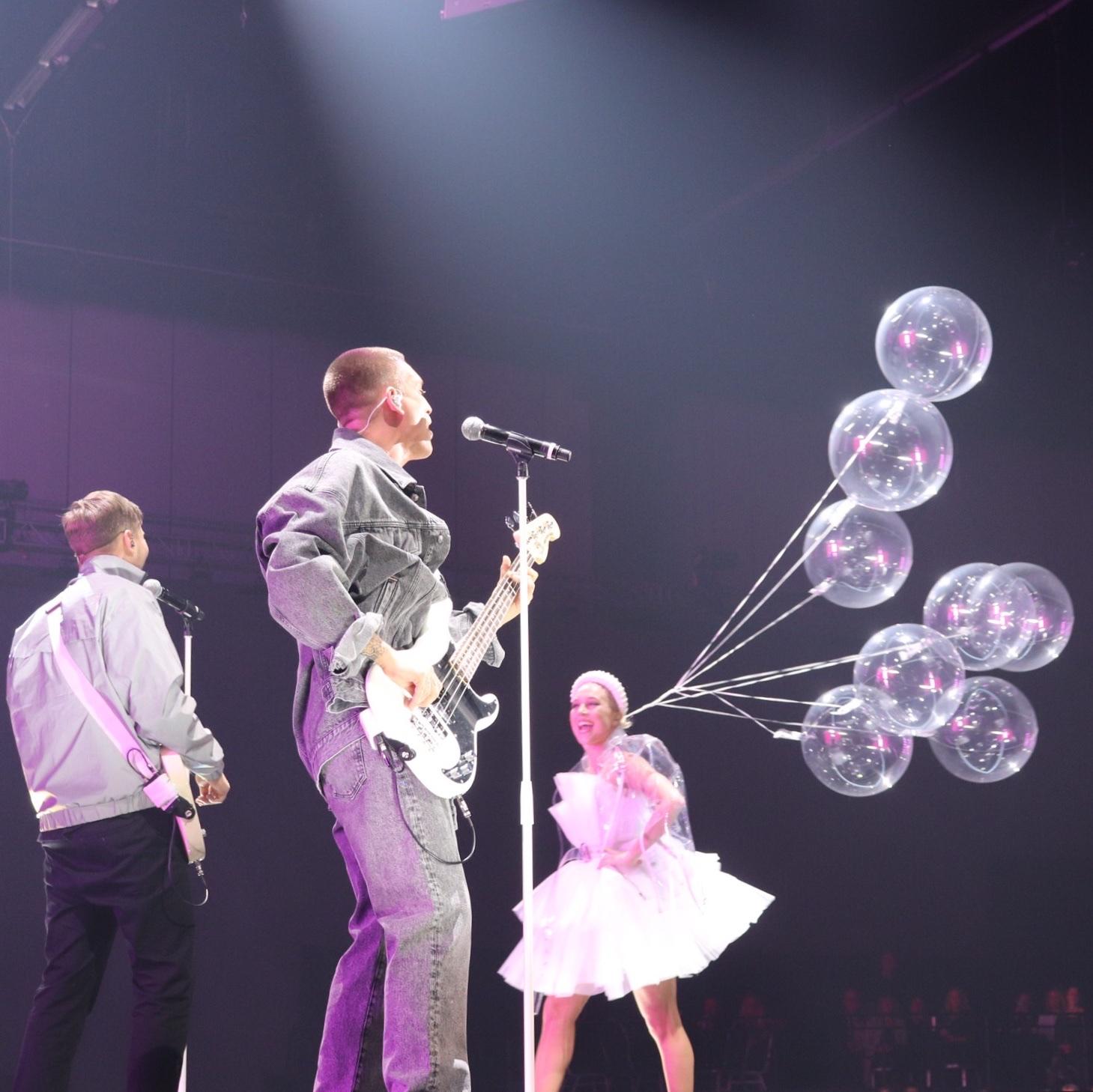 Danny Saucedo Show Göteborg Eventolution