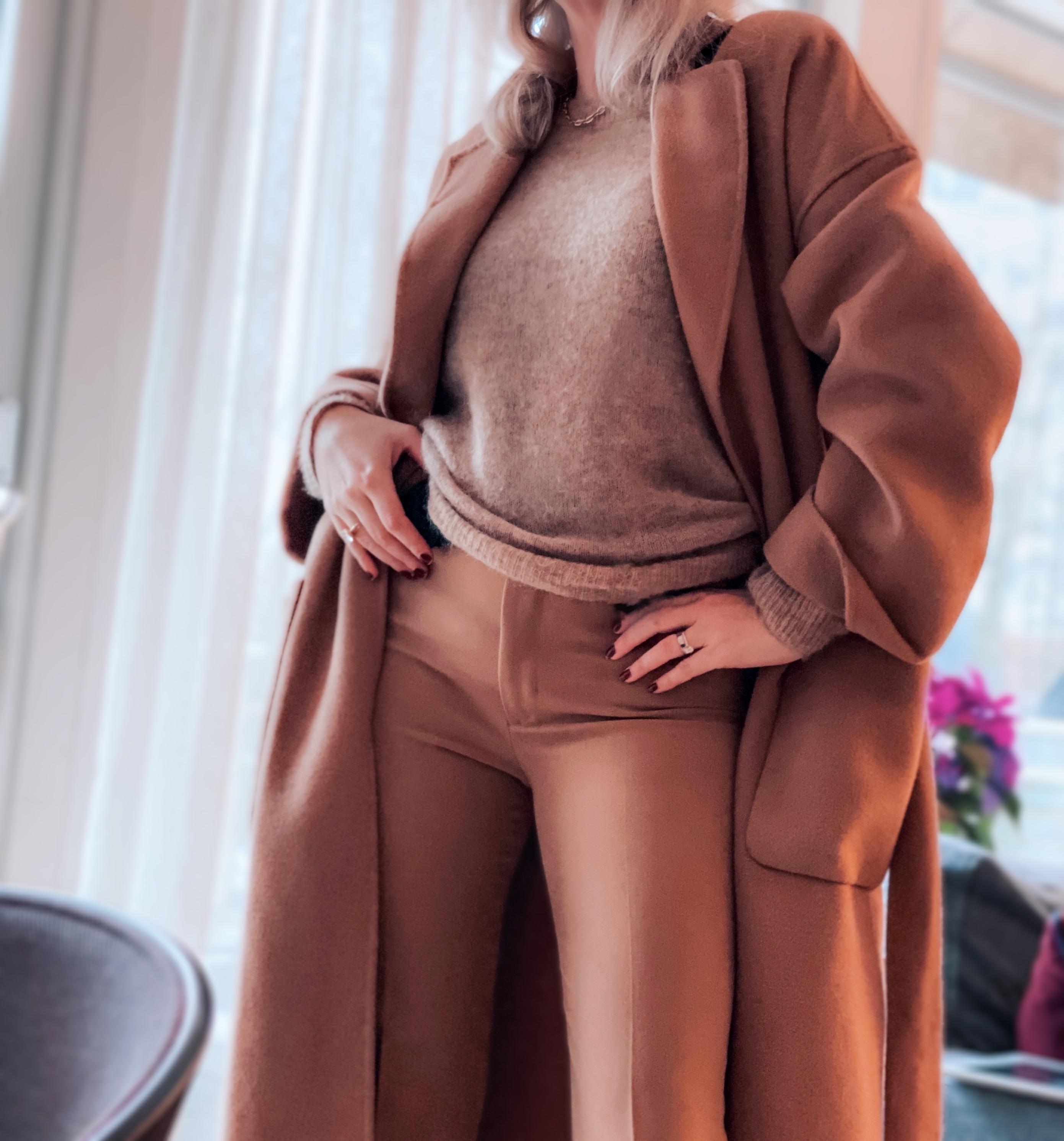 #säkerstilchallenge säkerstil klädutmaning kappa Zara