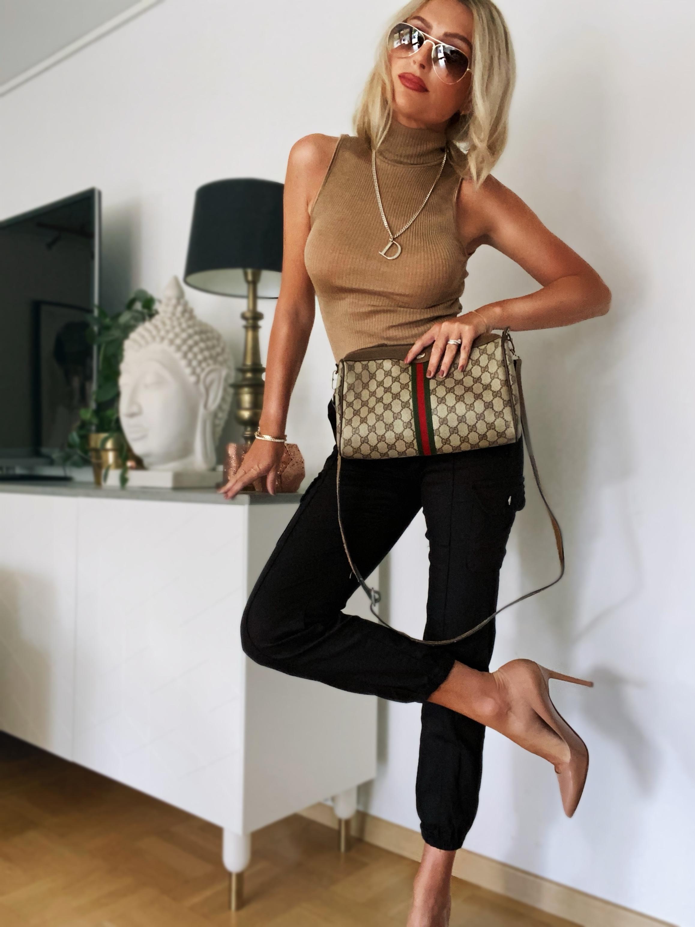 femmeluxefinery femme luxe cargo trousers